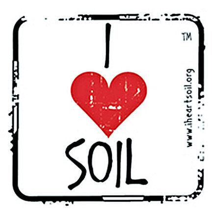 I 'heart' soil
