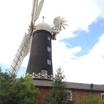 Skidby Mill and wind power