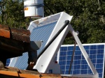 Renewables; solar electric and solar thermal