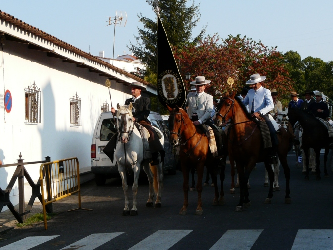 Festivals in the Sierra Aracena: The Romeria of La Reina de Los Angeles