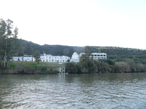 Ash bl youth hostel from river